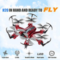 Mini RC Drone JJRC H20 2.4G 6 Axis Gyro Quadcopter 4CH Hexacopter Headless Mode Remote Control Toys Dron one Key Return Drone
