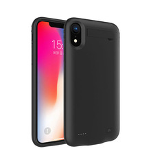 powerbank case for iPhone xs max charging 5200mAh Power bank Portable External Battery case for iphone xs max cover