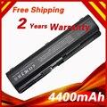 6 celdas de batería portátil para hp pavilion dv6 dv6-1000 dv6-2000 dv6-2100 dv6-dv6t dv6t dv6z dv6t-2000 dv6z dv6z-2000 g60 g70