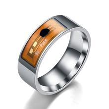 EastVita умные аксессуары умные кольца NFC многофункциональное водонепроницаемое умное кольцо цифровой палец r25