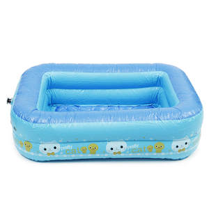 Meigar Kids Inflatable Swimming Pools Children Bath Baby