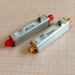 5,8G Универсальный СВЧ-усилитель, 5000-6000 МГц усилителя ВЧ, SMA Интерфейс