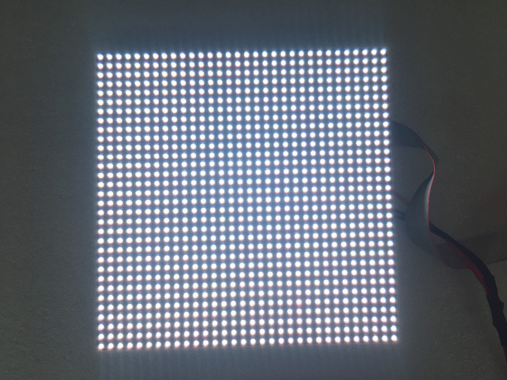Indoor SMD 3528 P6mm 192x192mm led display module video wall panels 32x32 dotsIndoor SMD 3528 P6mm 192x192mm led display module video wall panels 32x32 dots