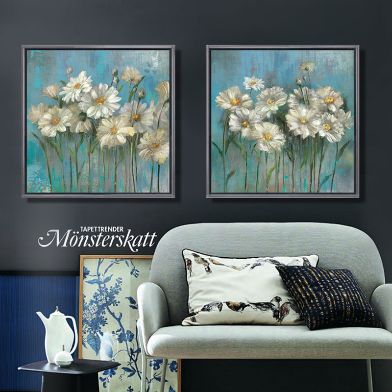 Aliexpress.com : Buy American Style Flower Painting Poster