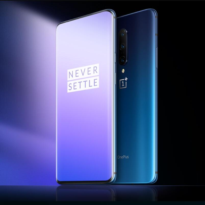 Global ROM Oneplus 7 Pro Mobile Phone 6.67 Inch Android 9 Snapdragon 855 6G RAM 128G ROM Smartphone Bluetooth GPS Wifi