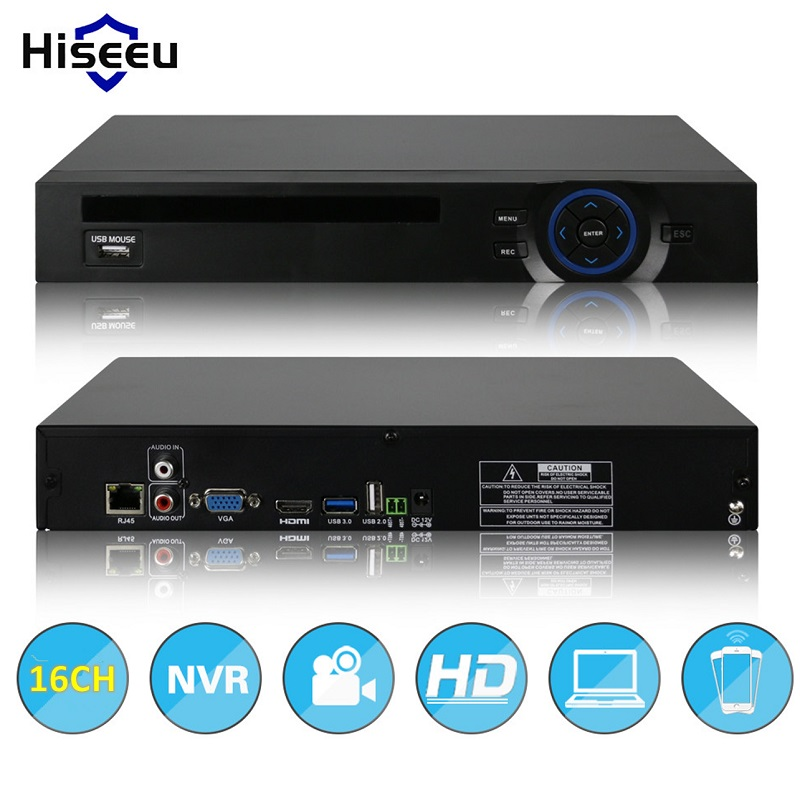 2HDD 16CH NVR CCTV 720P 960P 1080P DVR Network Video Recorder H.264 Onvif 2.0 for IP Camera 2 SATA XMEYE P2P Cloud 16 channelnel hiseeu 8ch 960p dvr video recorder for ahd camera analog camera ip camera p2p nvr cctv system dvr h 264 vga hdmi dropshipping 43