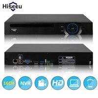 2HDD 16CH CCTV NVR 720P 960P 1080P DVR Network Video Recorder H 264 Onvif 2 0