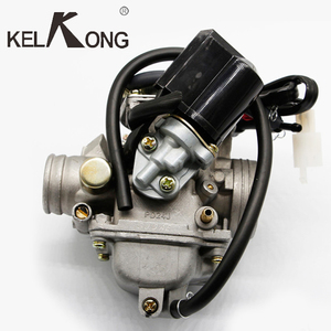Image 4 - KELKONG New GY6 125cc 150cc Motorcycle Carburetor Carb For BAJA Scooter ATV Go Kart Scooter Moped 125cc PD24J Motorcycle parts