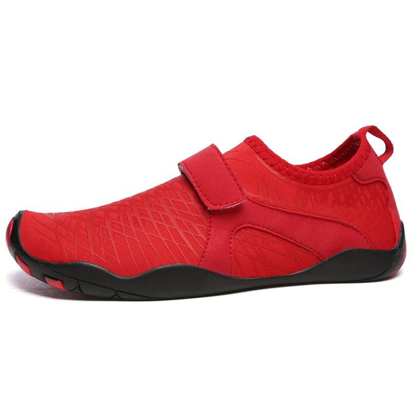 Big Size Men Women Beach Aqua Shoes Outdoor Water Sport Shoes Unisex Flat Soft Seaside Walking Swimming Shoes Soft Lovers Yoga