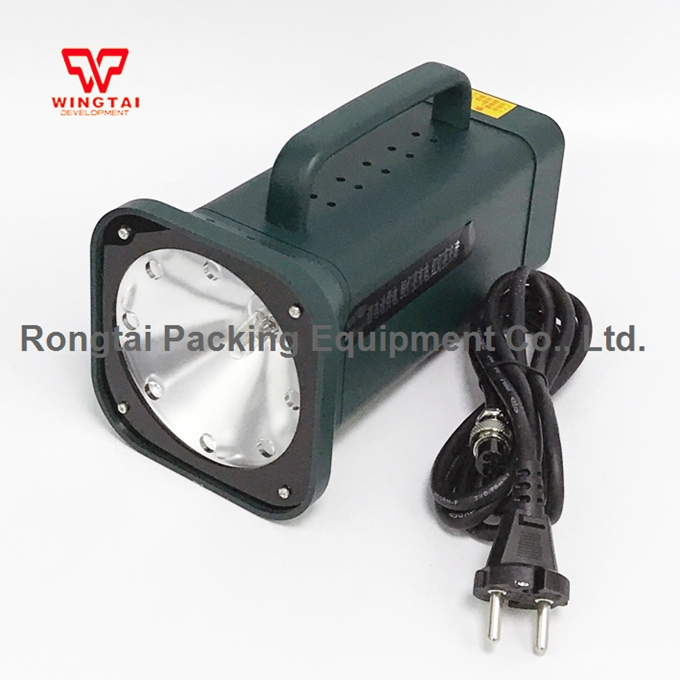 HS-852 120~6000 times/min Rechargeable Stroboscope Lamp For Packing,Steel,Printing цена