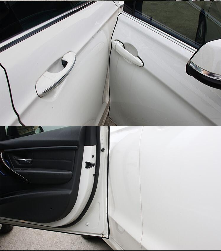 100% Quality Car Bumper Protection Sticker Strip Auto Styling For Chevrolet Cruze 2013 Spark Onix Silverado Volt Camaro Aveo Accessories Exterior Accessories Automobiles & Motorcycles