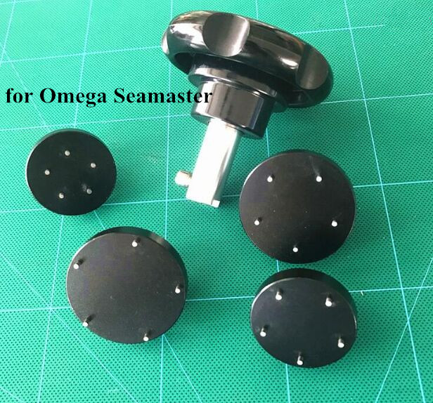 1 Set Omg Sea Master Seam Die Case Back Opener in 4 Sizes with Handle for Watch Repair платье seam seam mp002xw18uic