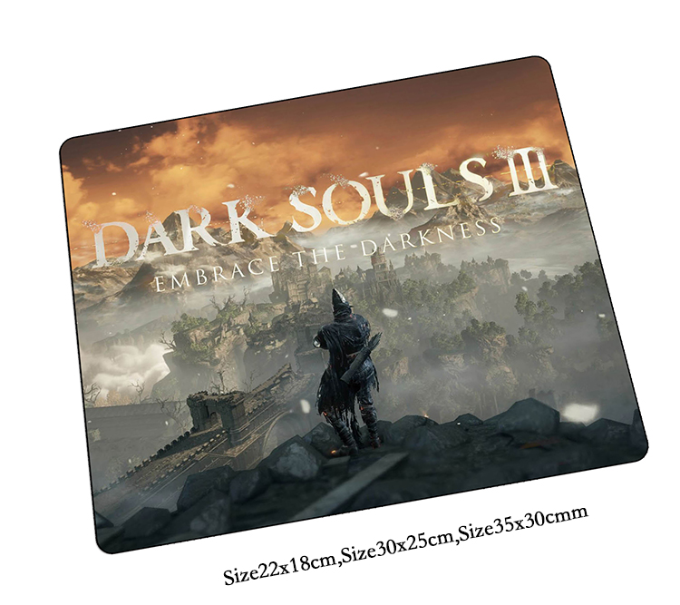 Dark Souls mouse pad big gaming mousepad gamer mouse mat pad game computer Halloween Gift desk padmouse laptop keyboard play mat