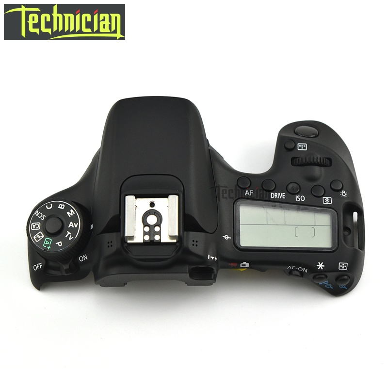 70D Top Cover Shell Unit Camera Replacement Parts For Canon