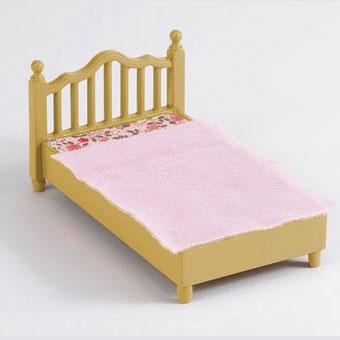 Móveis de Brinquedo brinquedos sylvanian mesa cama de Material : Plástico