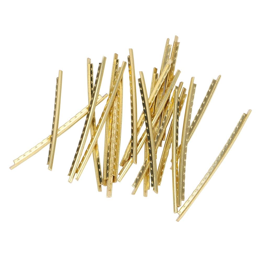Acoustic Guitar Fret Wire : 1set acoustic guitar fret wire copper fingerboard frets gold 21pcs fret wires in guitar ~ Russianpoet.info Haus und Dekorationen