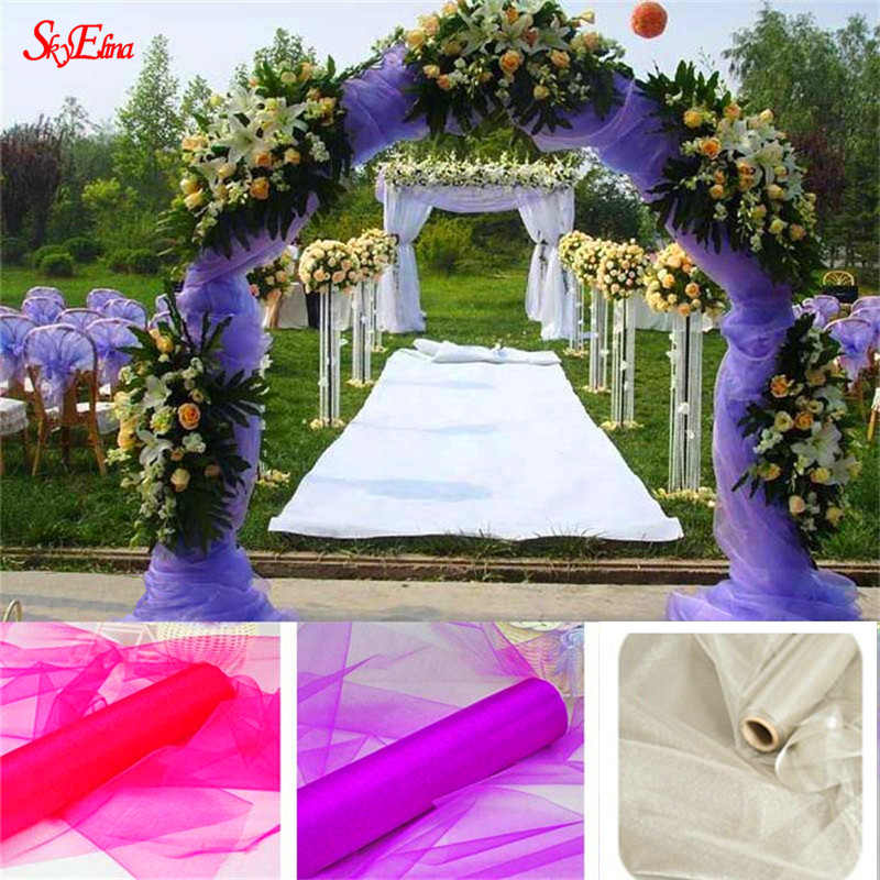 d48142244 Detail Feedback Questions about 5M * 48CM Tulle Roll Spool Fabric Tutu DIY Skirt  Gift Craft Party Bow Tulle Rolls Wedding Party Decoration Sewing ...