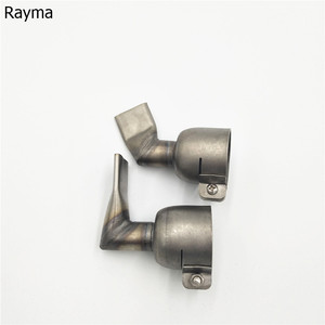 Image 3 - 20 mm 60 Degree Angled Wide Slot Weld Nozzle with 20 mm 90 Degree Angled Wide Slot Weld Nozzle For Triac S Hot Air Gun