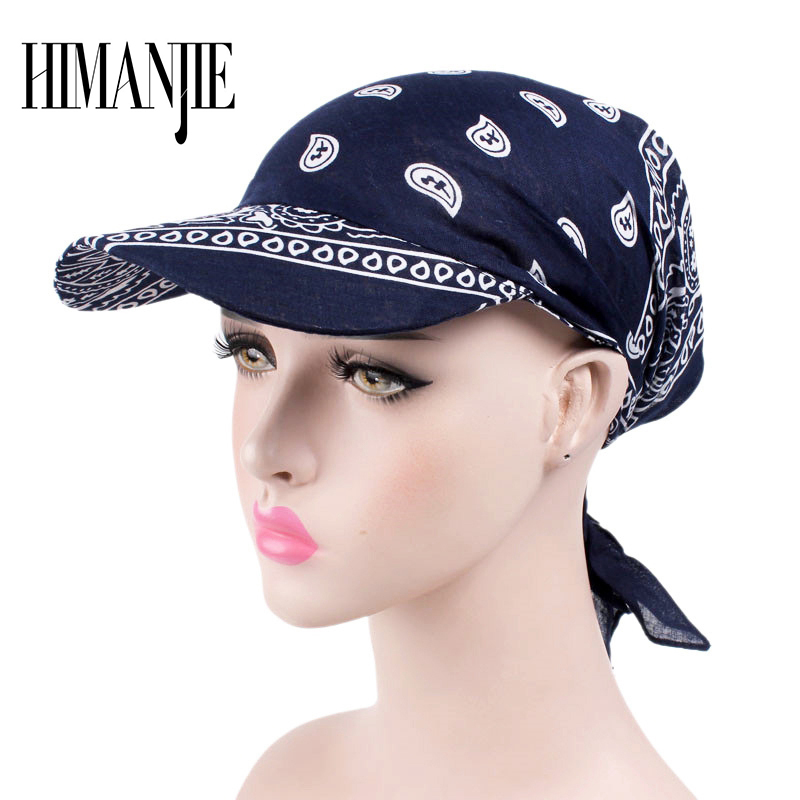 1 Piece Cotton Kerchief Hat Baseball Hat Outdoor Visor Hat adjustable Cap Summer for Women and Men 35colors silver gold soild india scarf cap warmer ear caps yoga hedging headwrap men and women beanies multicolor fold hat 1pc