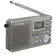 MAHA Kaide Transportable Radio LCD Digital Show radios with Earphone