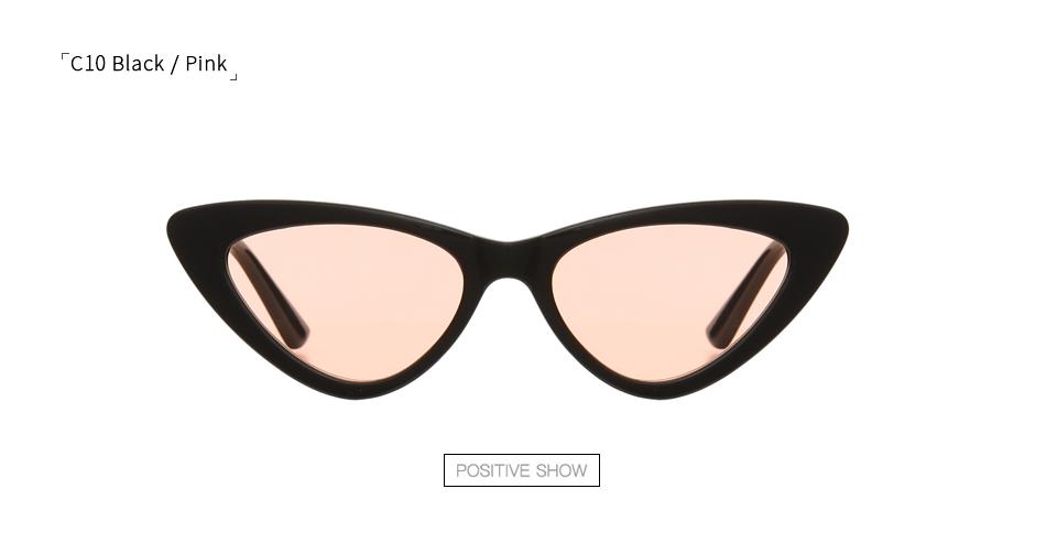 HTB1dAqilLNNTKJjSspeq6ySwpXaV - Winla Fashion Design Cat Eye Sunglasses Women Sun Glasses Mirror Gradient Lens Retro Gafas Eyewear Oculos de sol UV400 WL1127