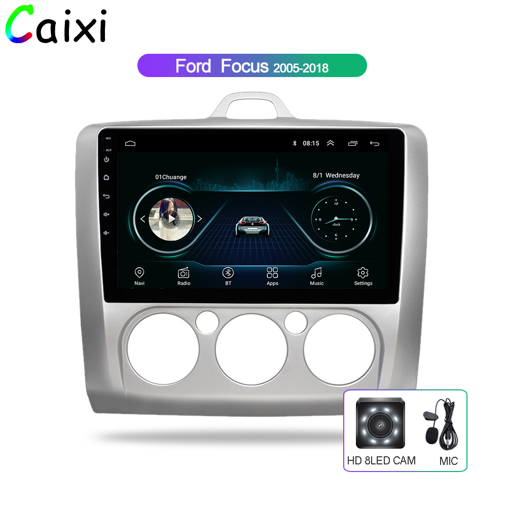 CAIXI Car Android 8 1 Multimedia Player for Ford Focus Exi MT AT 2 2004 2005