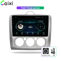 CAIXI Car Android 8.1 Multimedia Player for Ford Focus Exi MT AT 2 2004 2005 2006 2007 2008 2011 Car Radio GPS Navigation