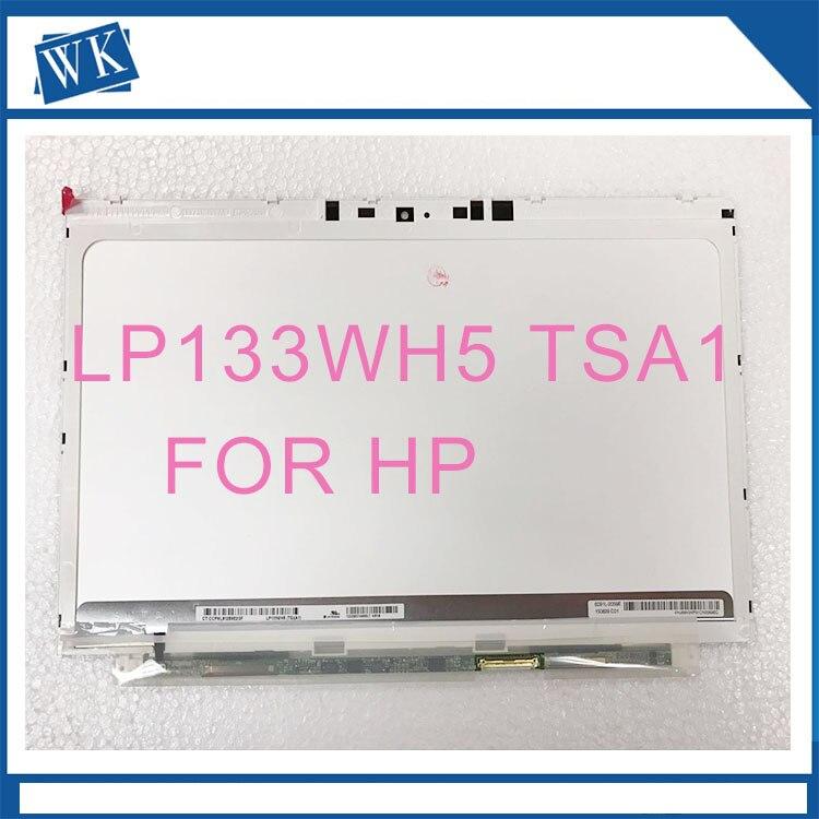 LP133WH5-TSA1 pour HP Spectre XT Pro13 ÉCRAN D'ORDINATEUR PORTABLE LP133WH5 TSA1 1366*768 13.3 Original