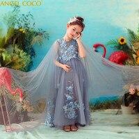 Вечерние платья для девочек подростков; брендовая одежда для маленьких девочек; Детский костюм на день рождения маленькой девочки; Детские
