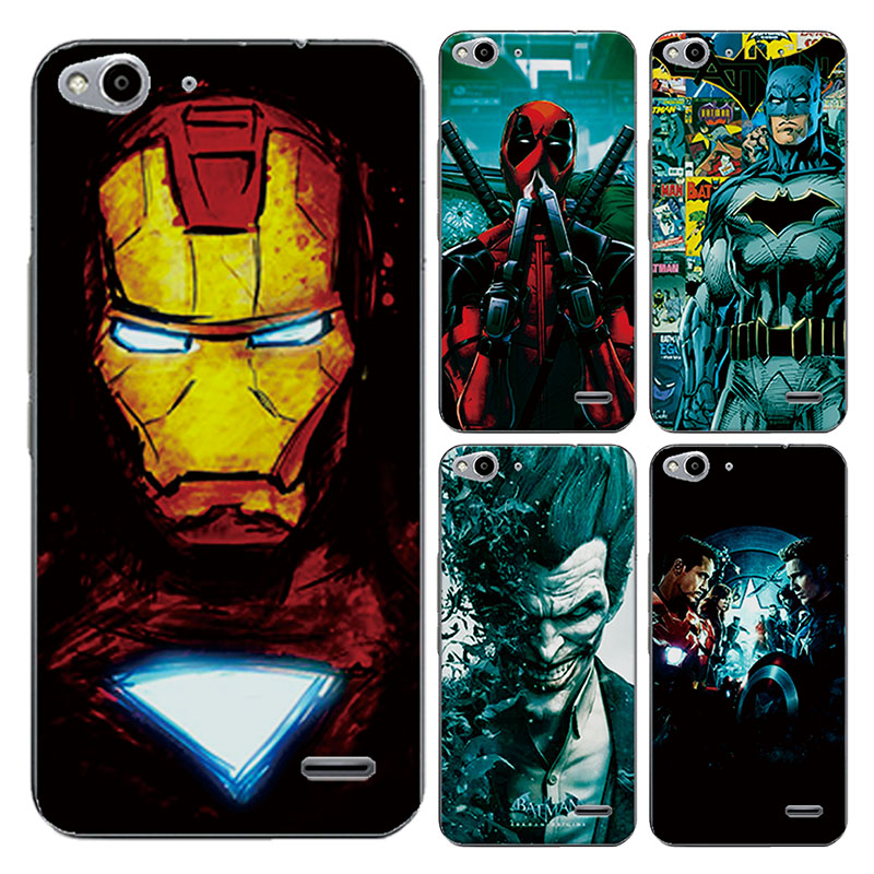 new products 69c8e 3bd4a US $1.17 20% OFF|For Vodafone Smart Ultra 6 995N Case Cover Charming Marvel  Avengers Captain America Iron man Fundas For Vodafone Smart Ultra 6-in ...