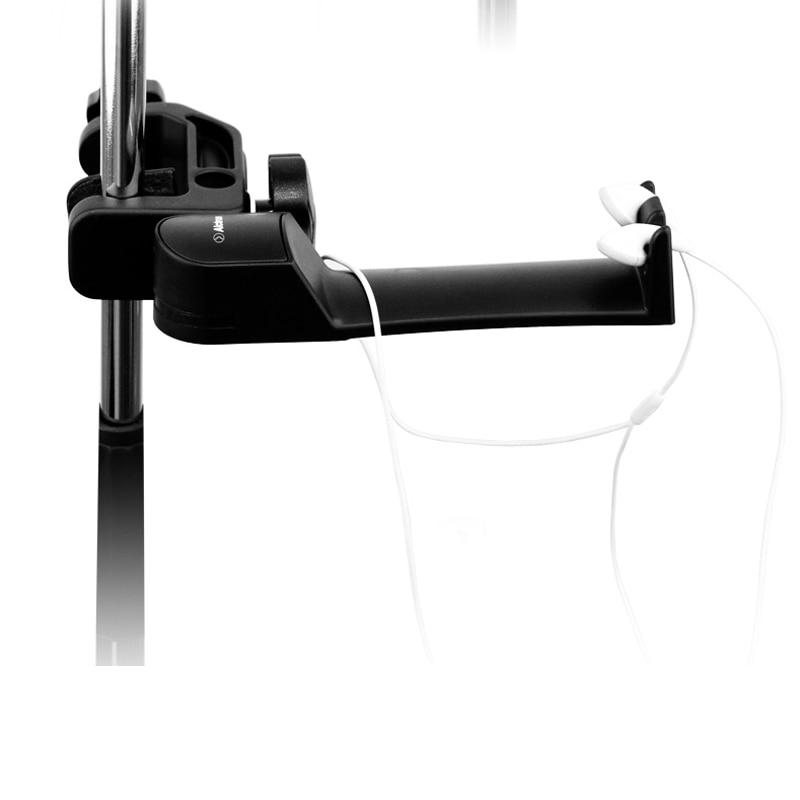 MAS003 Çelik Evrensel Kulaklık Destop Dağı Tutucu Askı Kanca - Taşınabilir Ses ve Görüntü - Fotoğraf 5