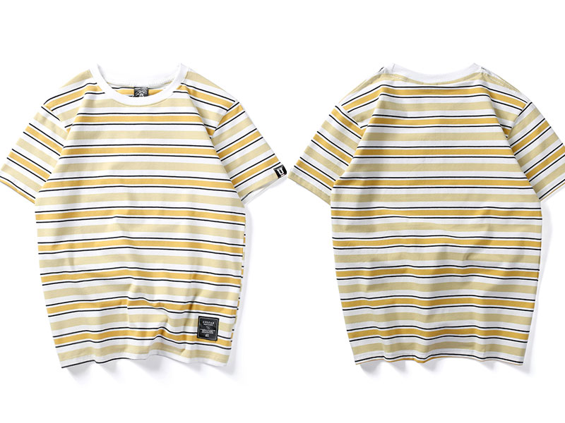 Harajuku Stripe T Shirts 2