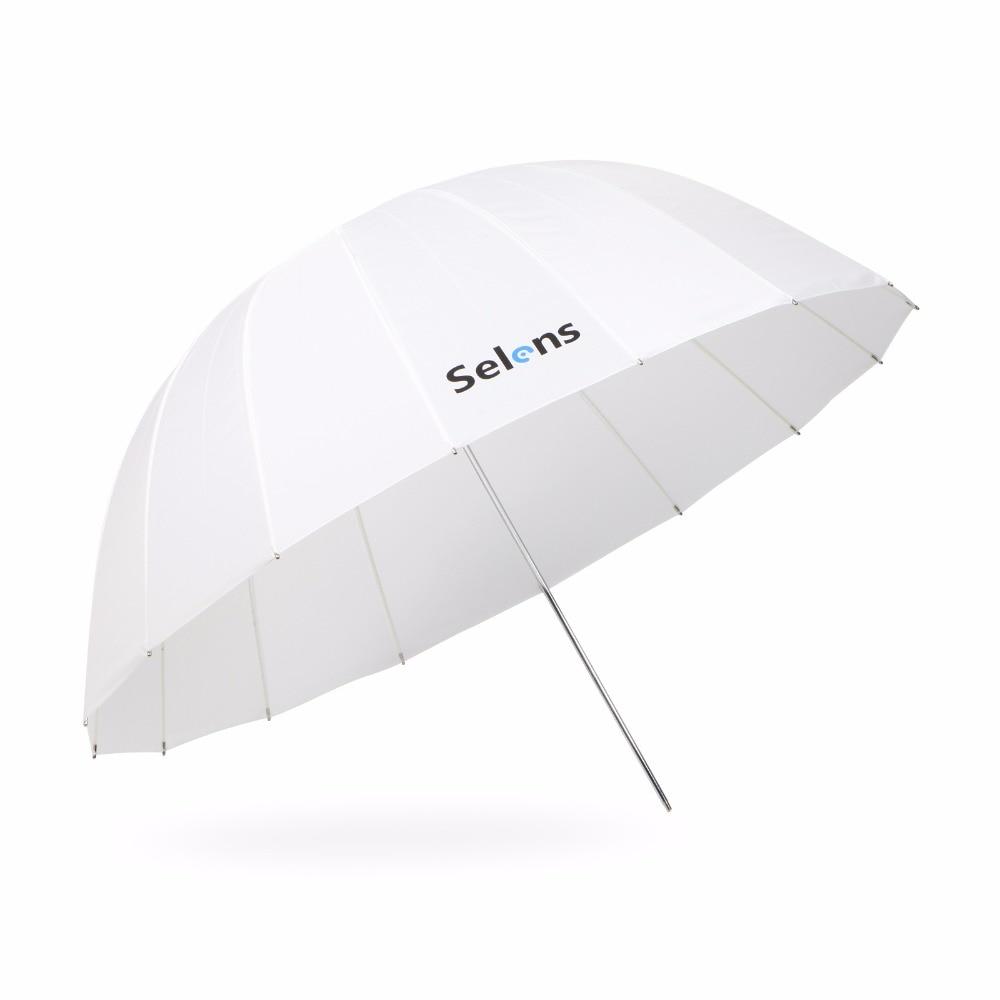 130cm Translucent White Diffuser Soft Umbrella Photography Photo Pro Studio for Studio Flash Lamp Lighting Fotografie
