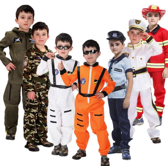 2017 Hot Halloween Costume Sam Fireman Carnival Costume