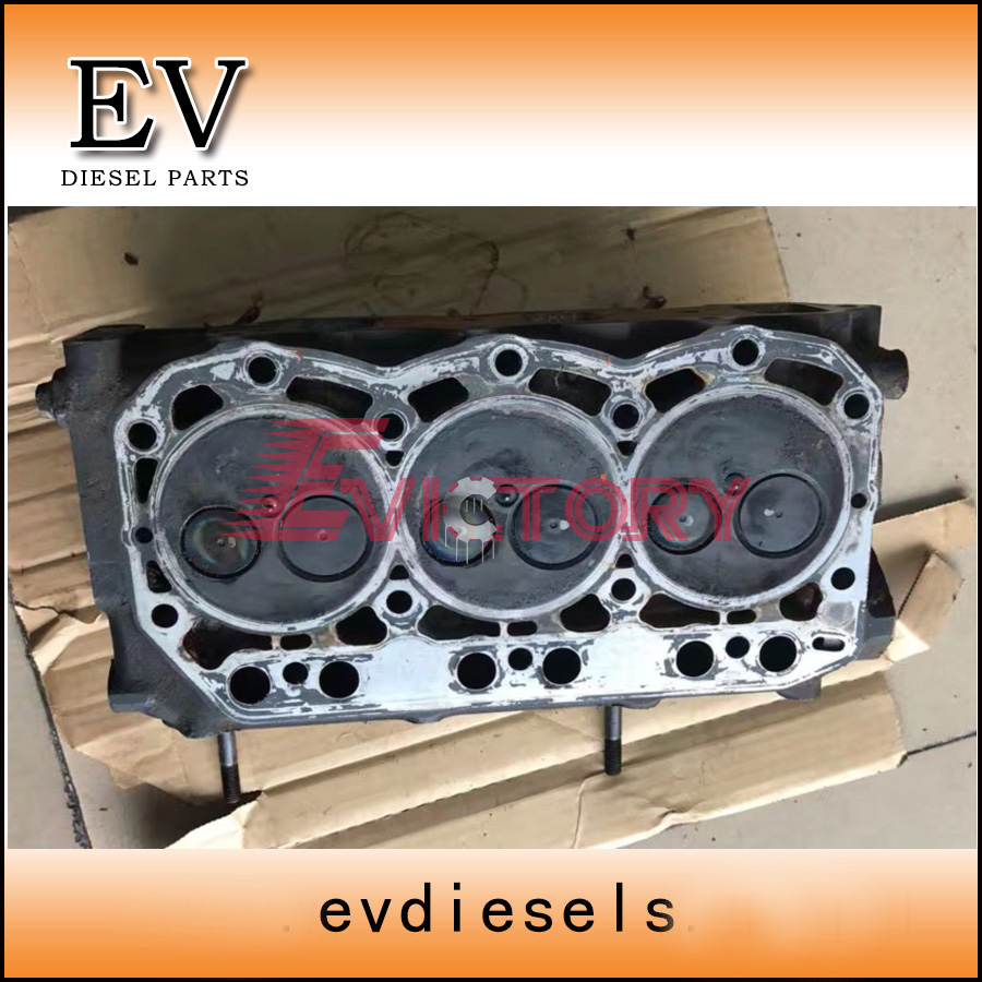3TN82 3TN82E 3D82AE cylinder head assy For Komatsu Mini Excavator|Block & Parts| |  - title=