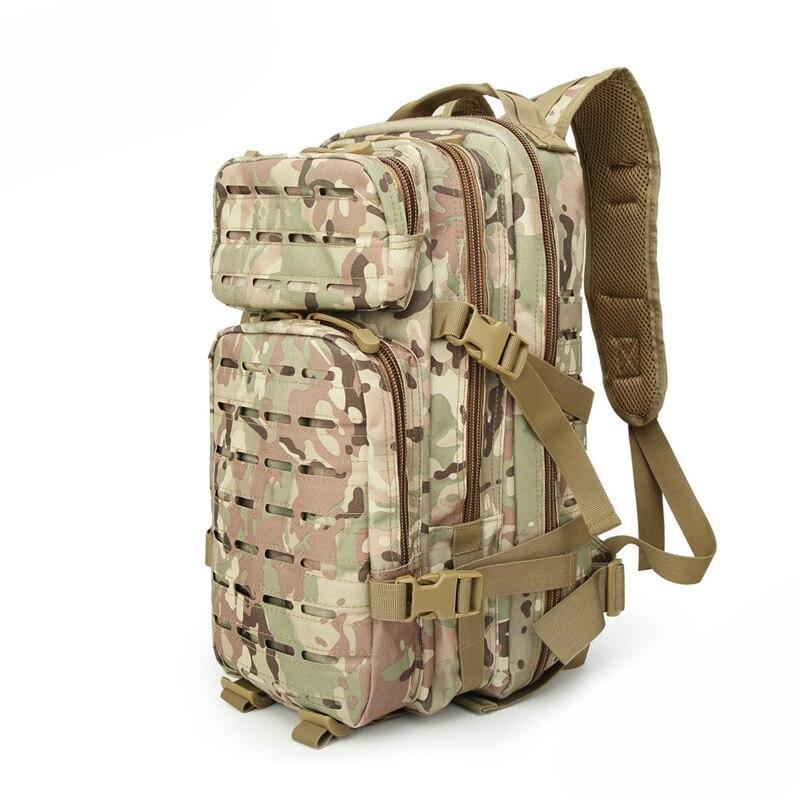 Haute qualité nouveau Camping en plein air hommes militaire tactique 3 P sac à dos cyclisme randonnée sport sac à dos Camouflage escalade sac