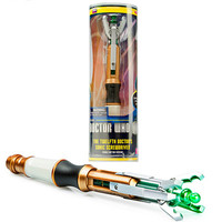10pcs Lot Sonic Screwdriver 11th 12th Official Doctor Who Sonic Screwdriver In Stock Same Day Free