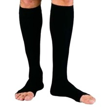 Open toe pain relief socks