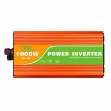China Solar Pure Sine Wave 1000W Inverter with 2000W peak power