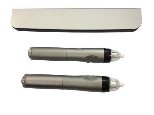 Переносная интерактивная доска Системы с ультразвуковой инфракрасная ручка программное обеспечение преподавания электронные доски для о