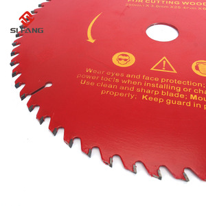 Image 5 - 10inch 250mm Carbide Circular Saw Blade For Wood aluminium Alloy Cutting 40T 60T 80T 100T 120T  Cutter Tool  Aluminium alloy saw blade