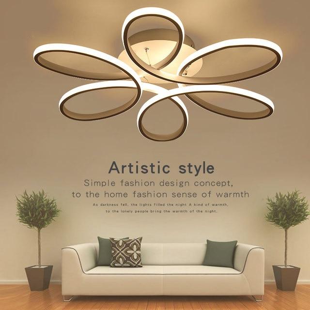 Led Deckenleuchte Blütenblatt Form Led Deckenleuchte Moderne Hängende Lampe  Leuchte Küche Schlafzimmer Restaurant Wohnzimmer