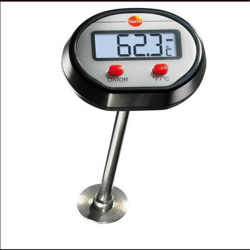 Testo 0560 1109 Mini Surface Thermometer -50~300C  вакуумметр testo 552