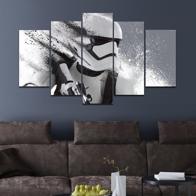 კედლის ხელოვნება - სახლის დეკორაცია - ფოტო 2