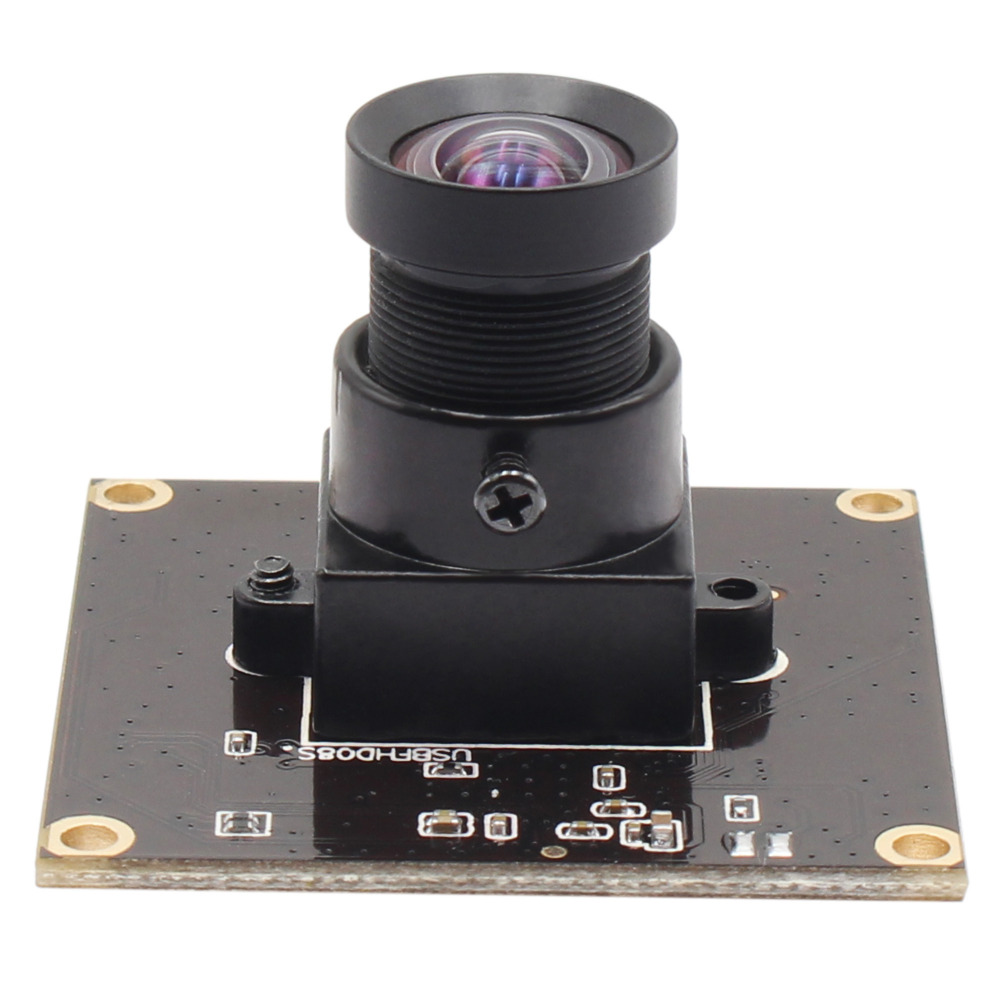 MJPEG 60fps/ 120fps /260fps High speed No distortion Lens CMOS OV4689 USB 2.0 Camera Module for Android Linux Windows MAC OS elp 12mm lens 480p cmos ov 7725 mjpeg 60fps vga oem cctv usb camera module with uvc for linux windows xp win ce mac sp2