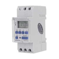 SHTHDE Microcomputer Electronic Weekly Programmable Digital TIMER SWITCH Time Relay Control 220V AC 16A Din Rail