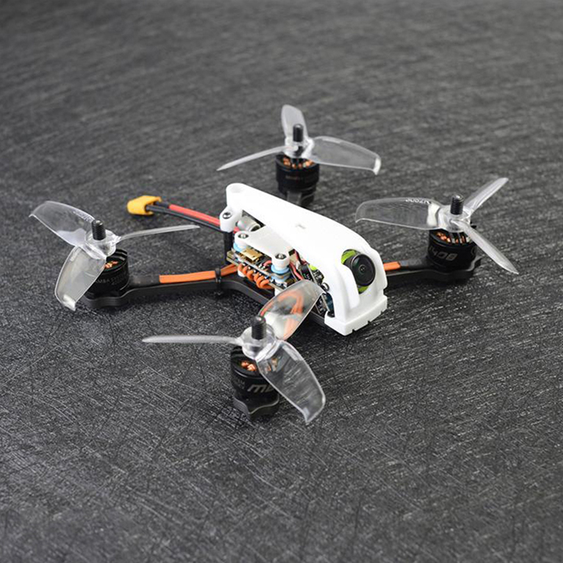 <font><b>Diatone</b></font> GTR349 135mm PNP 3 Inch Indoor FPV Racing Drone Quadcopter with <font><b>Mamba</b></font> <font><b>F405</b></font> <font><b>Mini</b></font> F25 4in1 ESC RunCam Micro Camera image