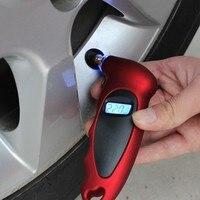 Car Motorcycle Bike For Mini Digital Tire Gauge Tire Diagnostic LCD Display Universal Car Digital Tire