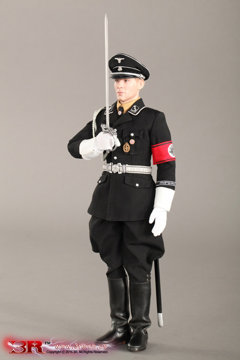 1/6 scale Military figure doll WWII Musikkorps der SS Schellenbaum 12 action figures doll Collectible figure Plastic Model Toys 1 6 scale collectible figure doll roman republic thirteenth corps titus 12 action figures doll plastic model toys