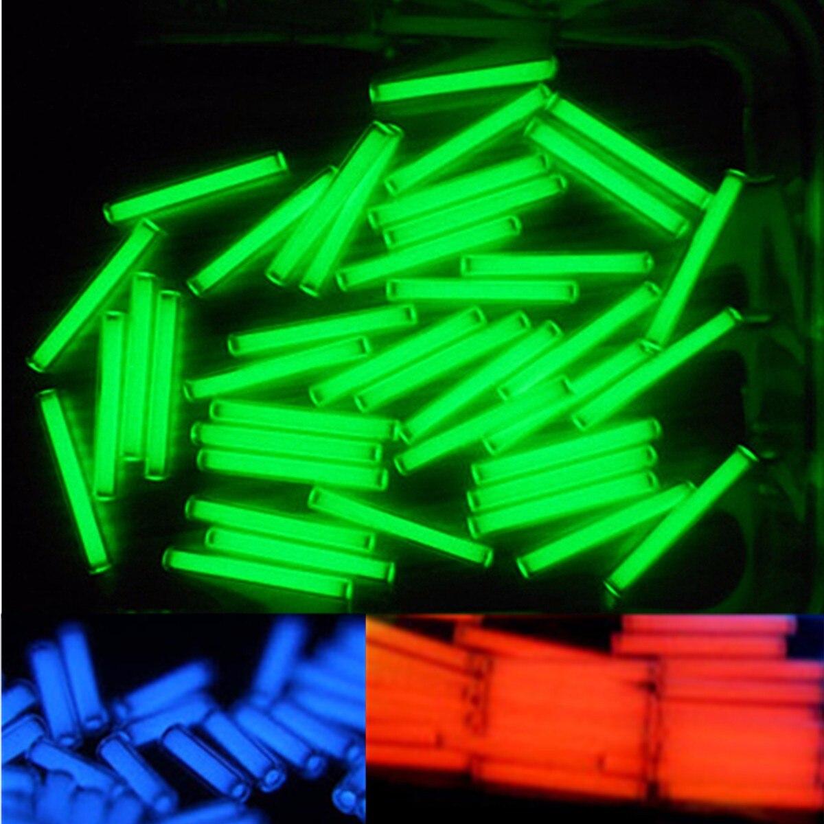 1 pcs 3x22.5mm Vélo Trit Flacons VTT Vélo Trit Flacons Tritium 15 Ans Auto-alimenté Étanche vélo Mini Lumière Tube Accessoires